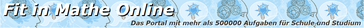 Fit in Mathe Online | Das Online-Portal für Mathematik